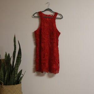 Lovers + Friends Lace Dress